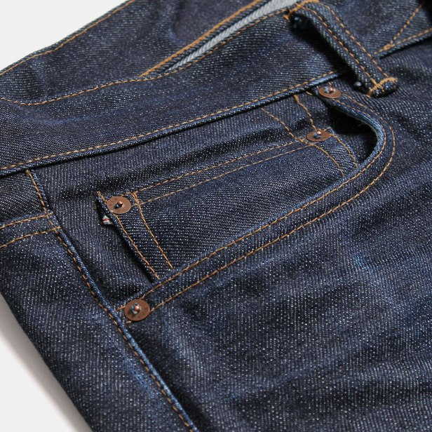 Wear & Care for Selvedge Denim Jeans